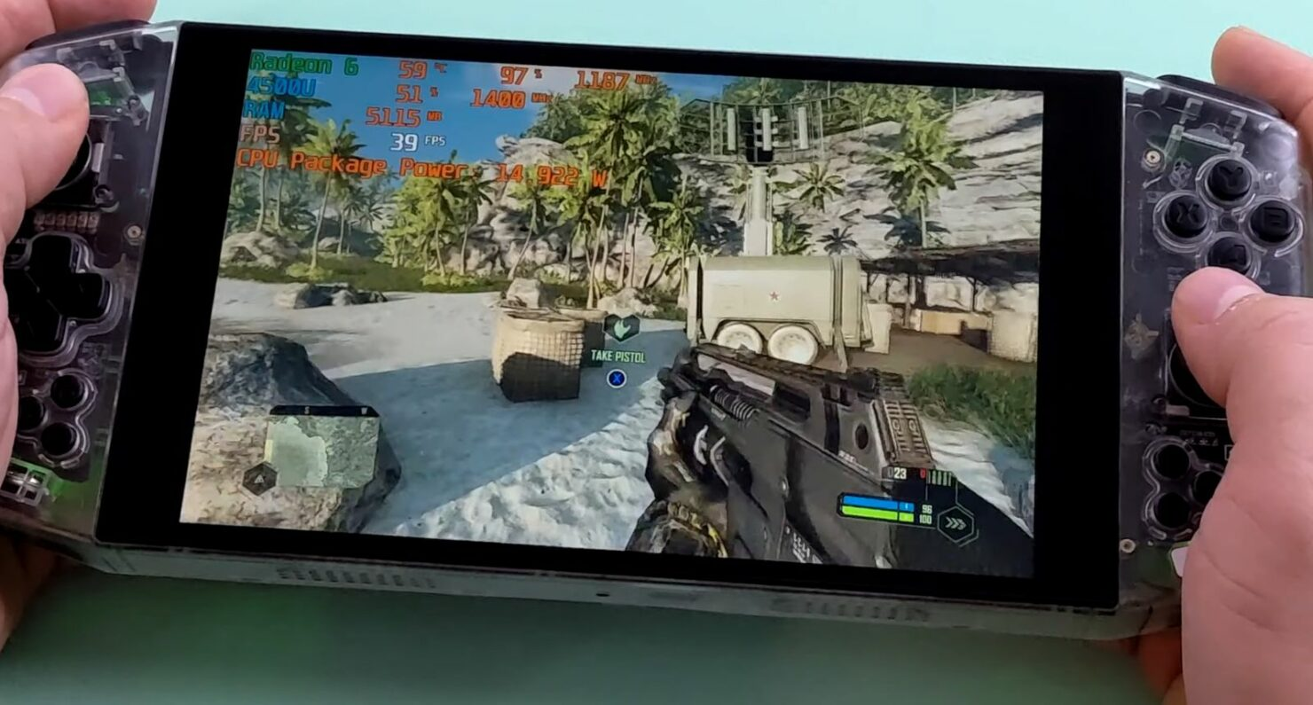 the-aya-neo-handheld-console-can-run-crysis-remasted-andhellip